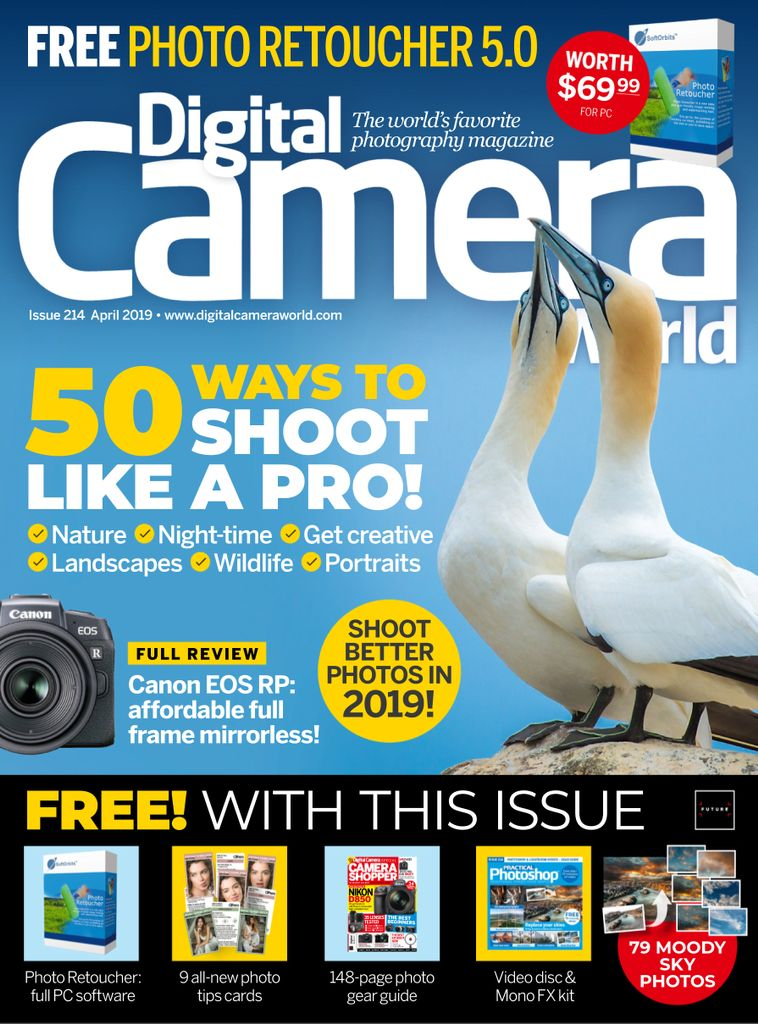 Digital Camera World - April 2019