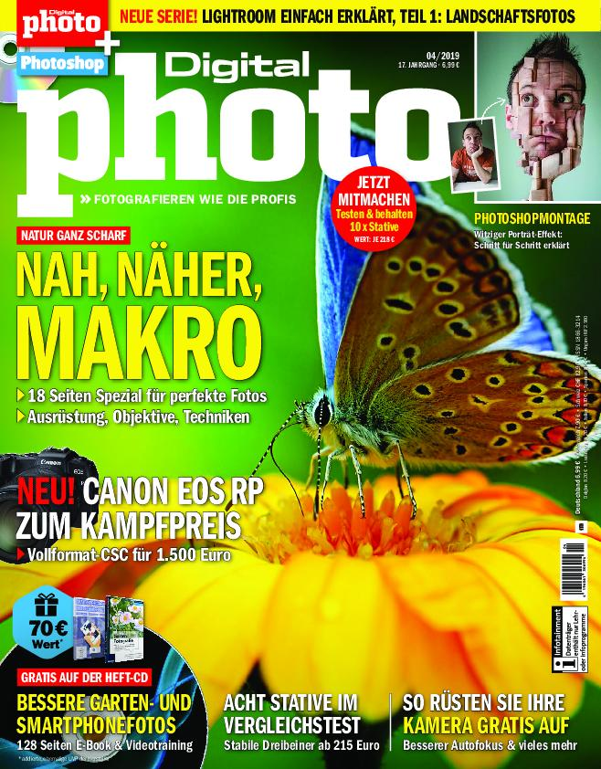 Digital Photo Germany – April 2019