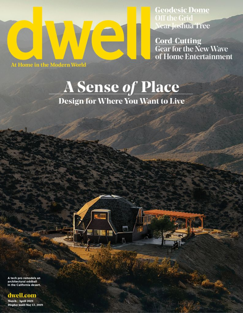 Dwell - March 2019