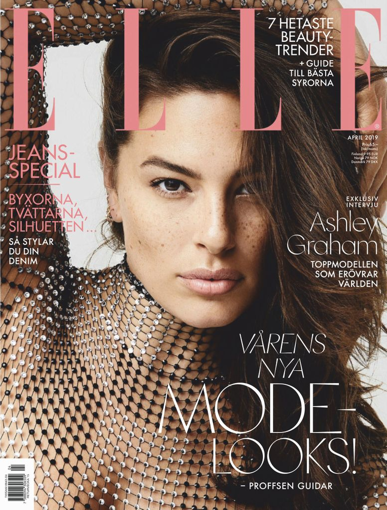 Elle Sweden – April 2019