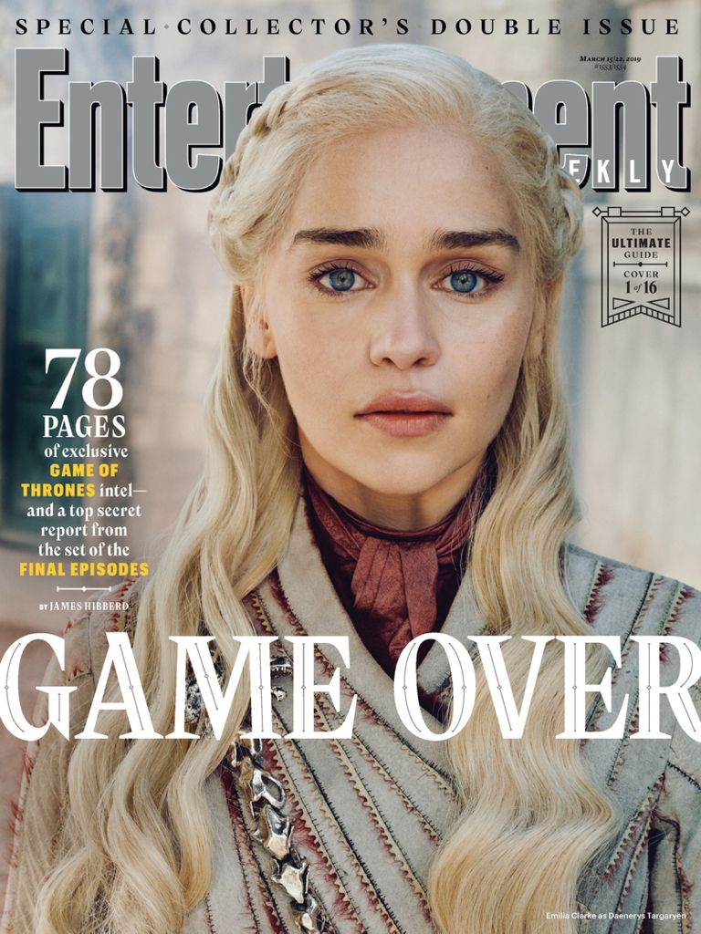 Entertainment Weekly - March 15, 2019