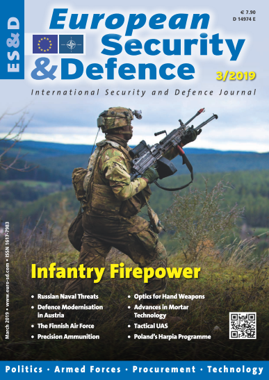 European Security and Defence - March 2019