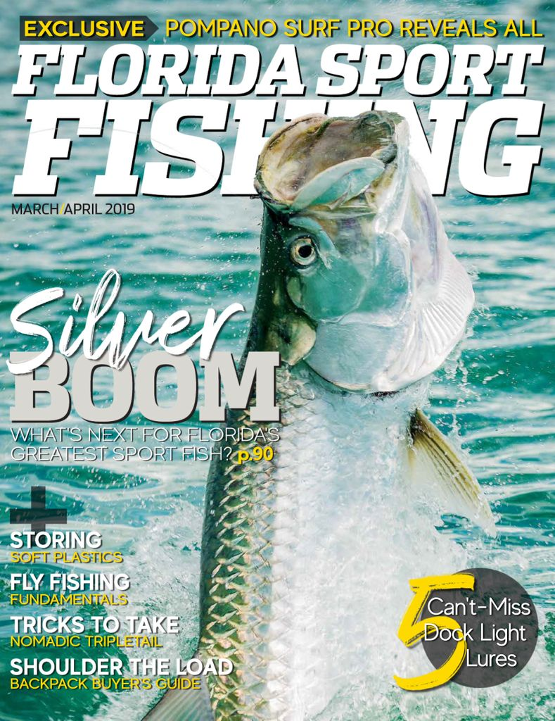 Florida Sport Fishing - March/April 2019