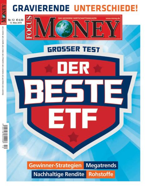 Focus Money - 13 März 2019