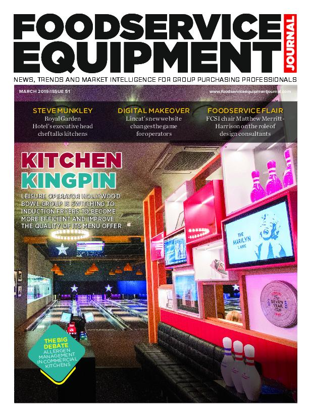 Foodservice Equipment Journal – March 2019
