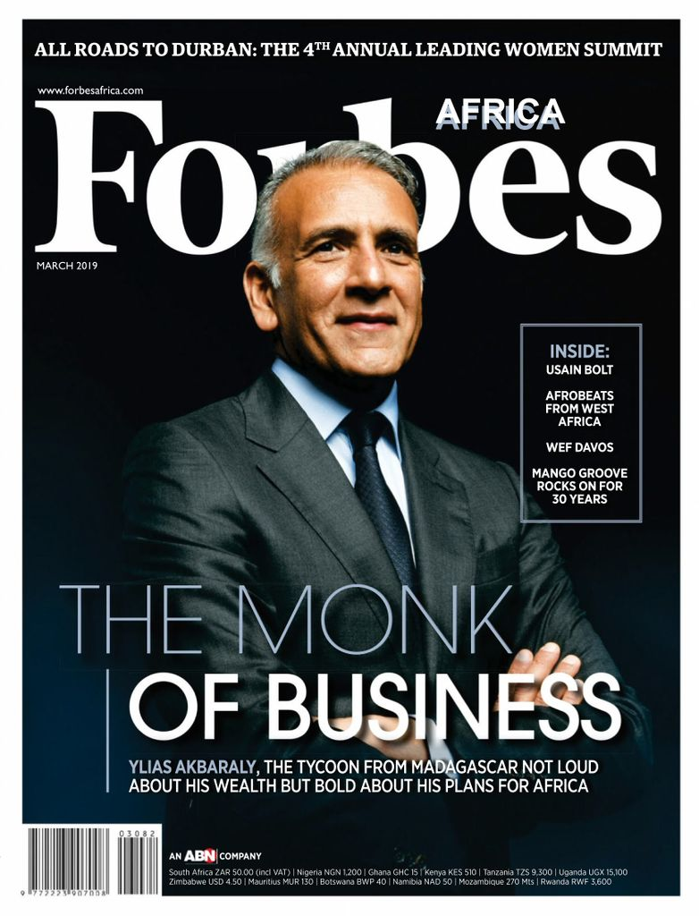 Forbes Africa - March 2019