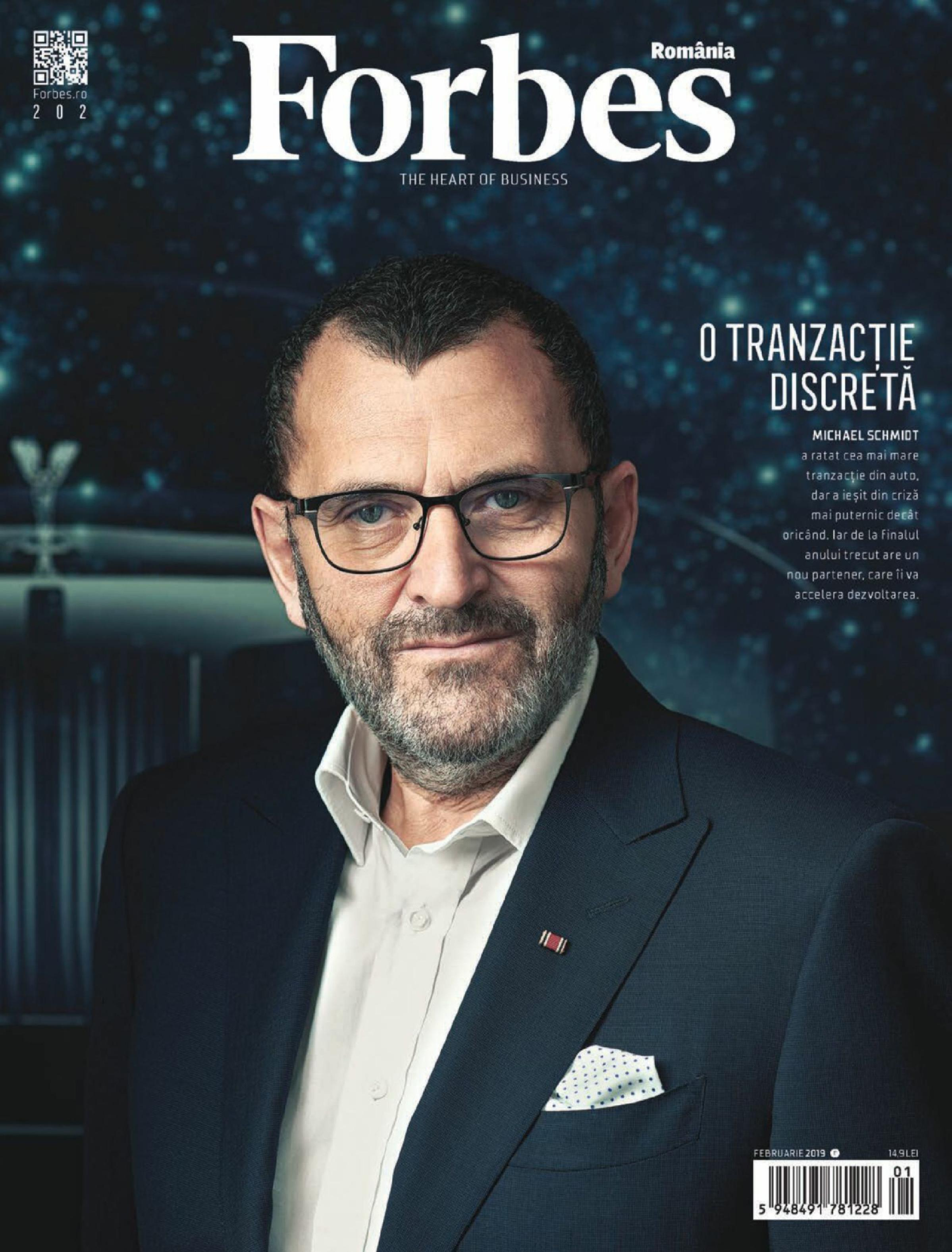 Forbes Romania - martie 2019