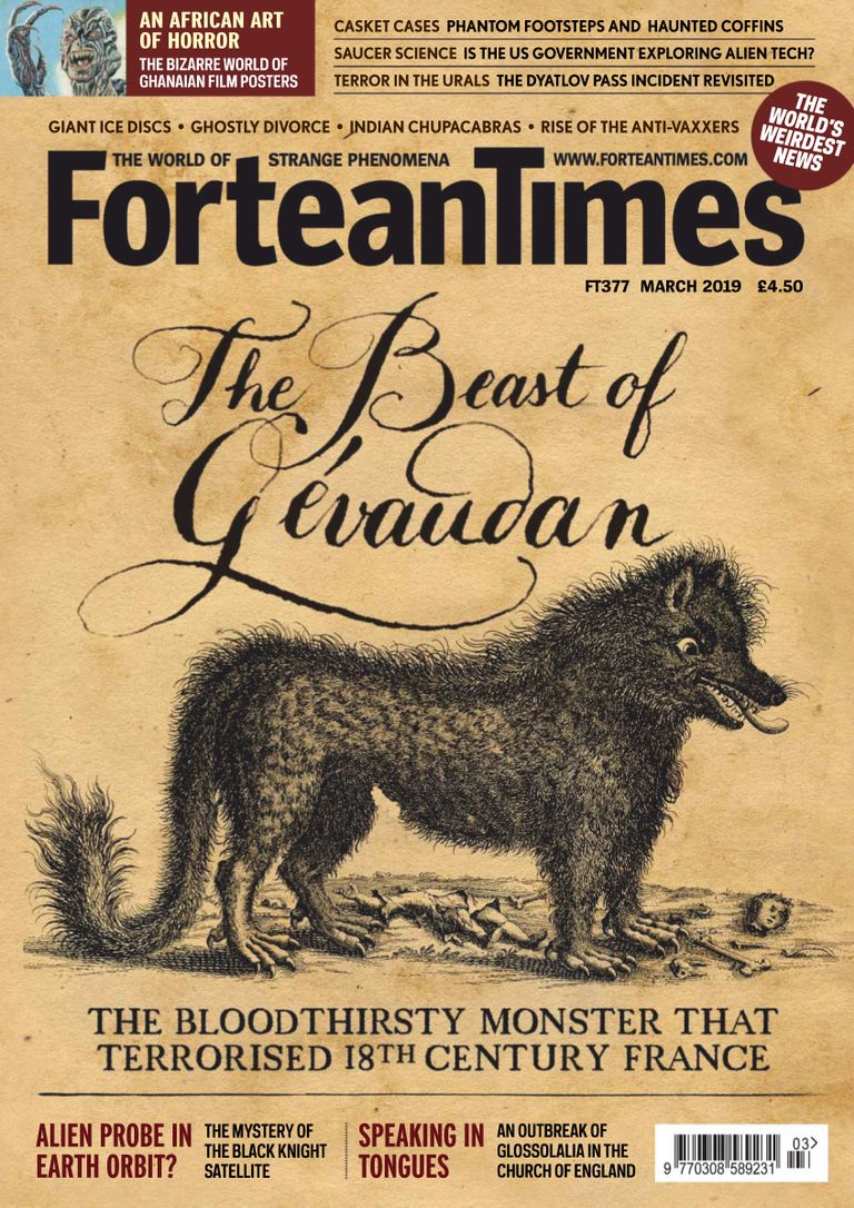 Fortean Times - March 2019