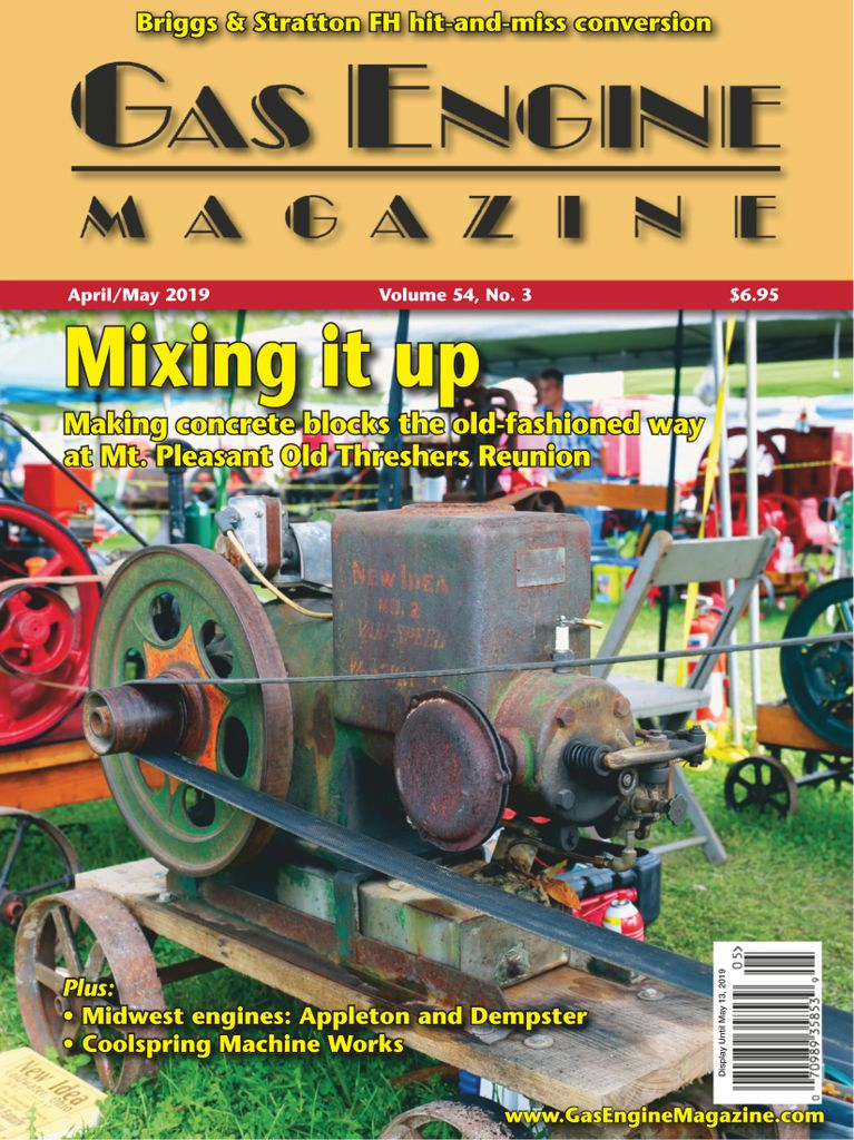 Gas Engine Magazine - April 2019