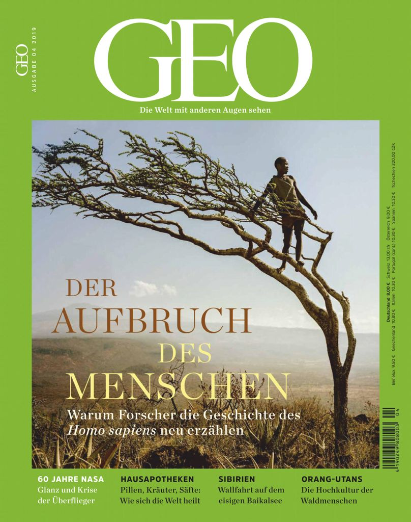 Geo Germany - April 2019