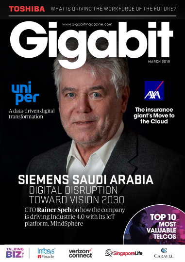 Gigabit Magazine - March 2019
