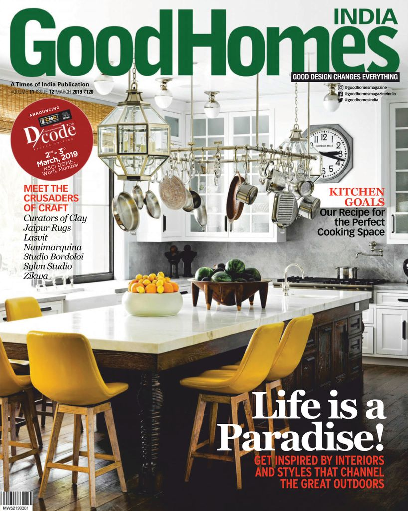 GoodHomes India - March 2019