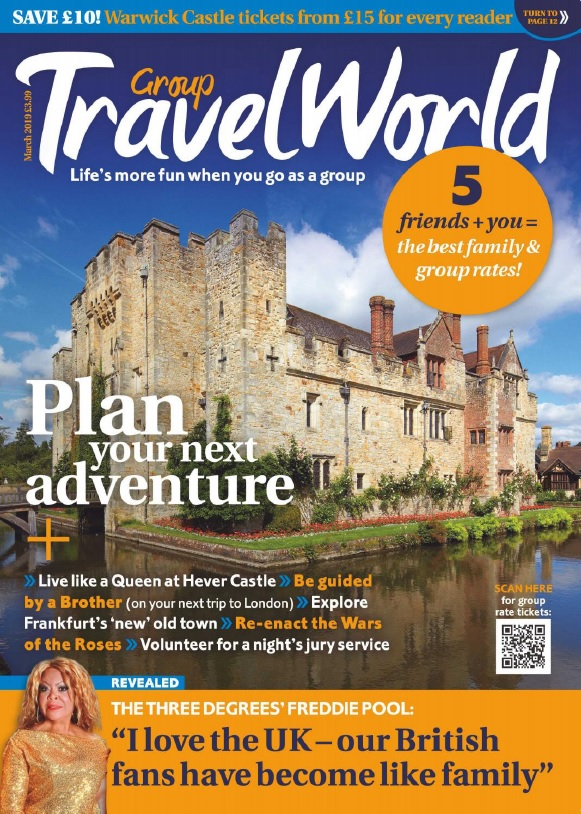Group Travel World - March 2019