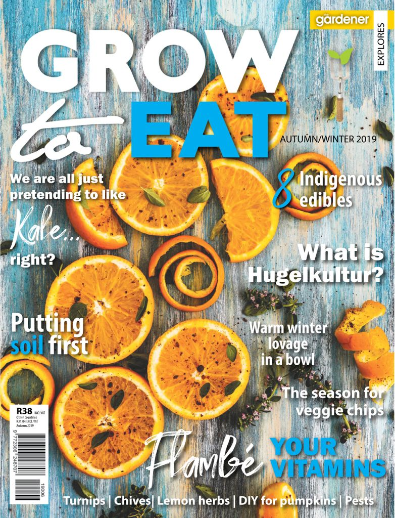 Grow to Eat - February 2019