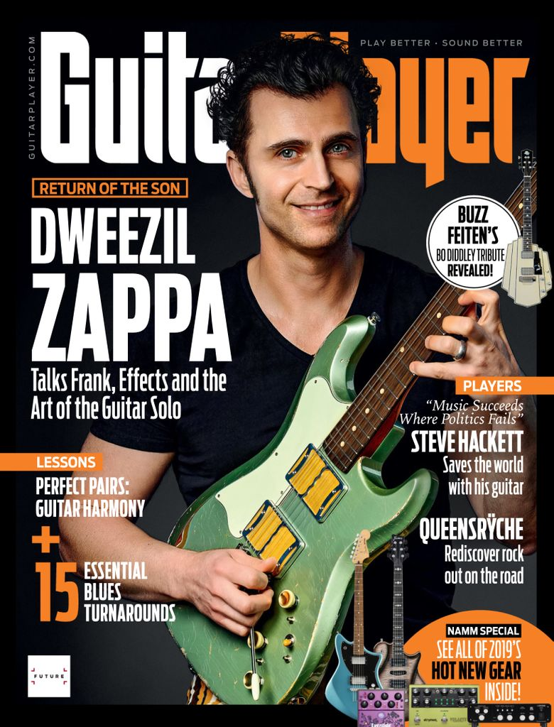 Guitar Player - April 2019