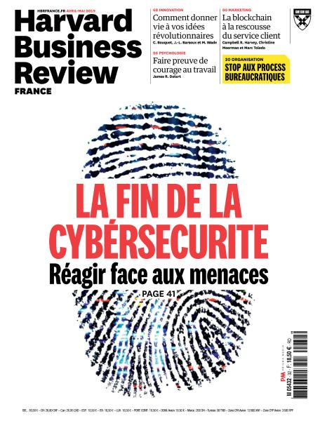 Harvard Business Review France - Avril-Mai 2019