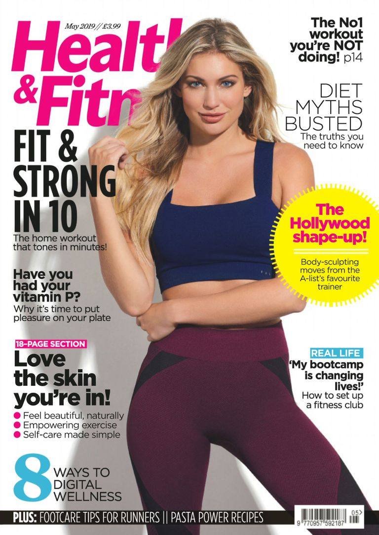 Health & Fitness UK - May 2019