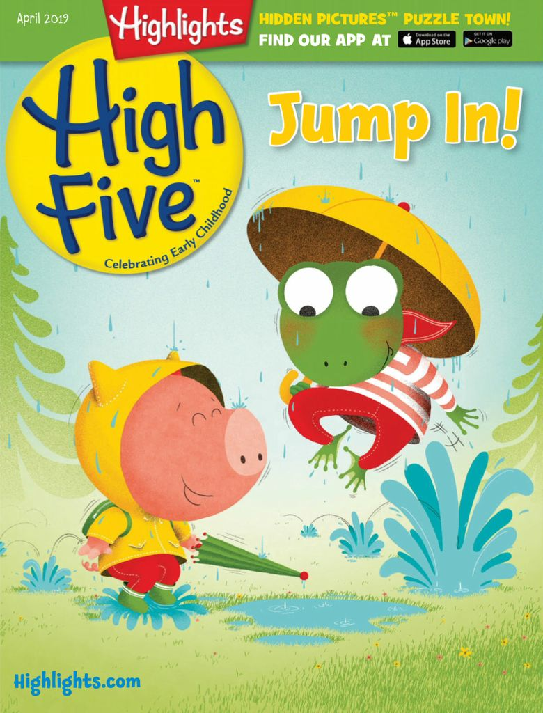 Highlights High Five - April 2019