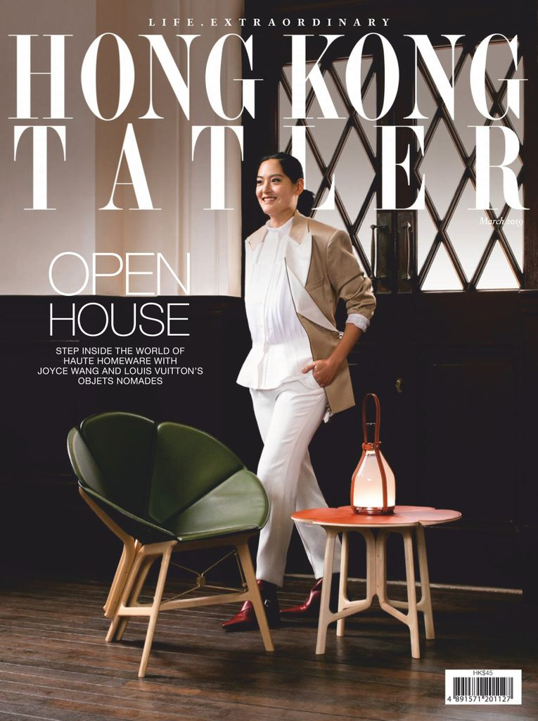Hong Kong Tatler - March 2019