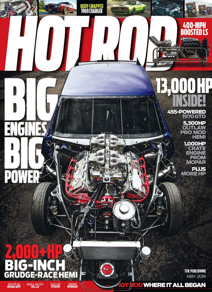 Hot Rod - May 2019