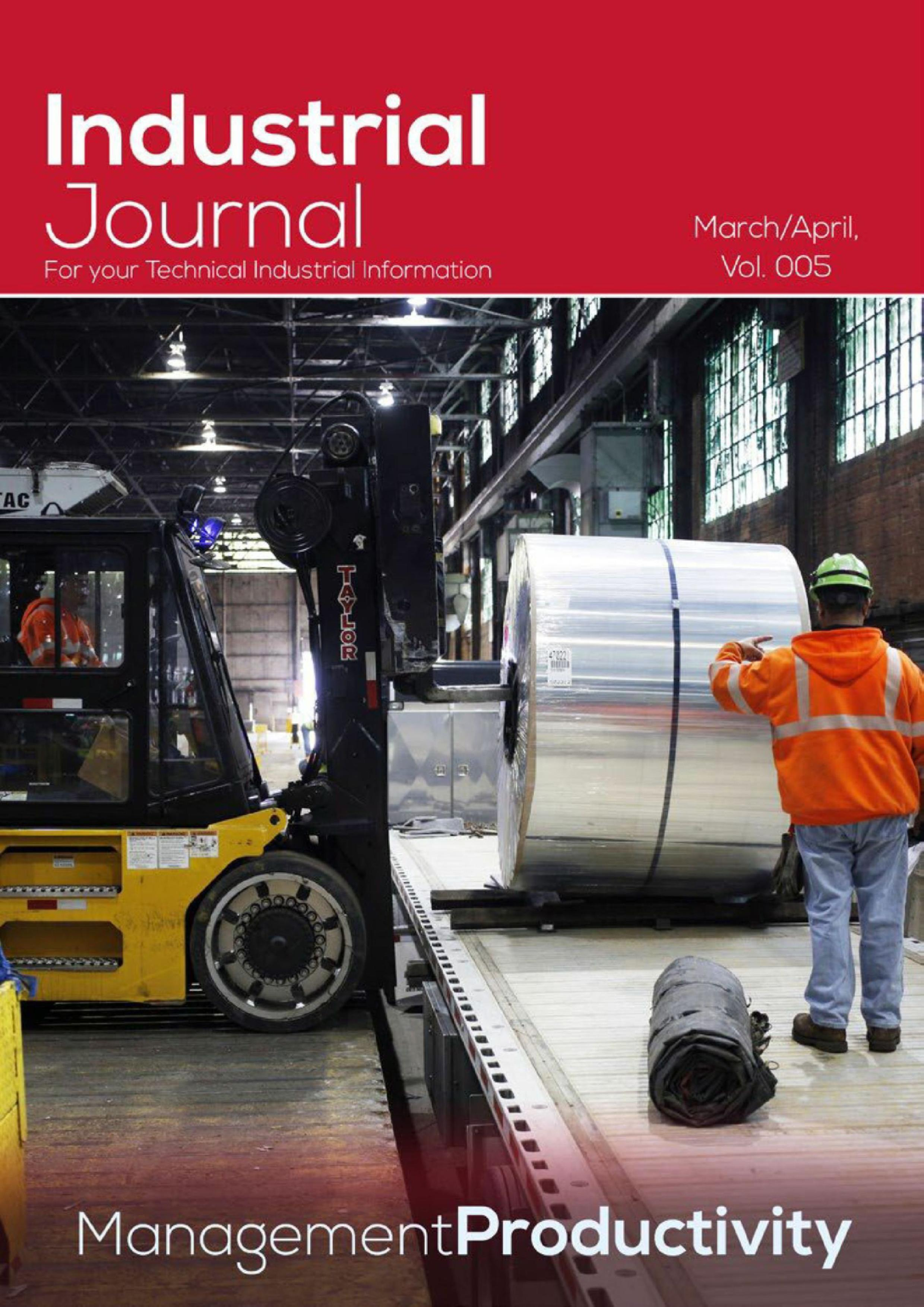 Industrial Journal - March 05, 2019