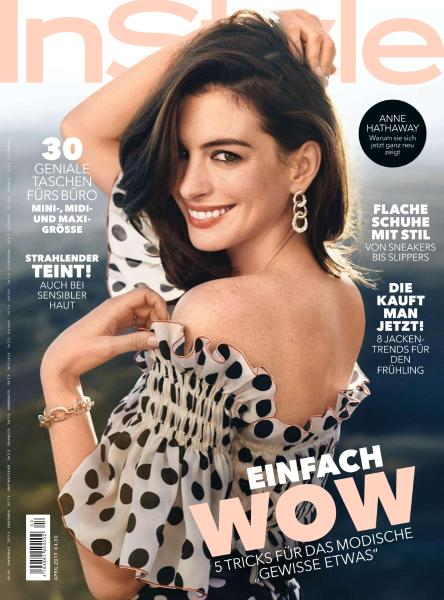 InStyle Germany - April 2019