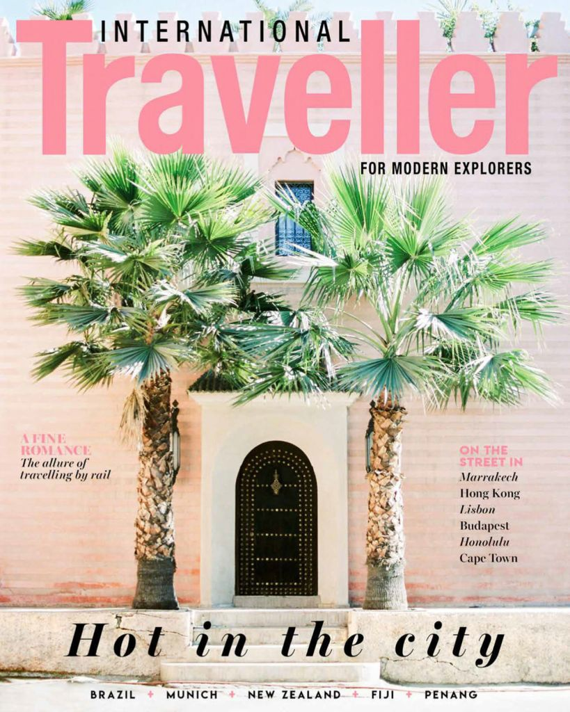 International Traveller - March 01, 2019