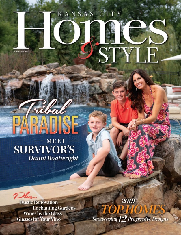 Kansas City Homes & Style - March-April 2019
