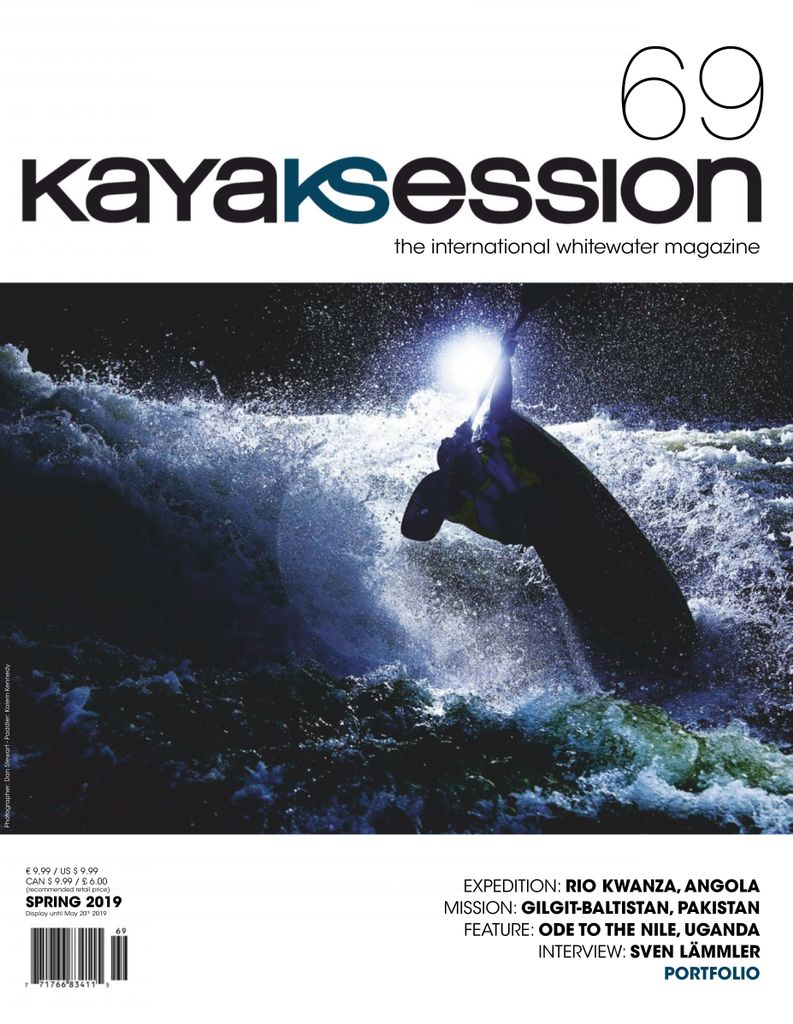 Kayak Session Magazine - March 01, 2019