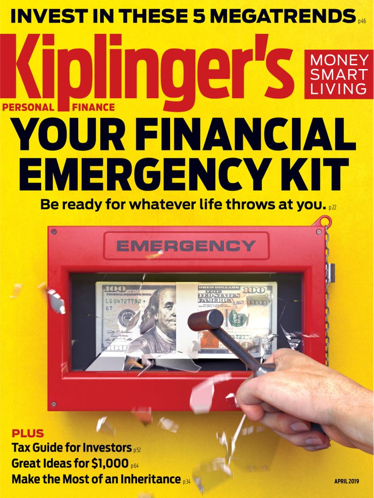 Kiplinger's Personal Finance - April 2019