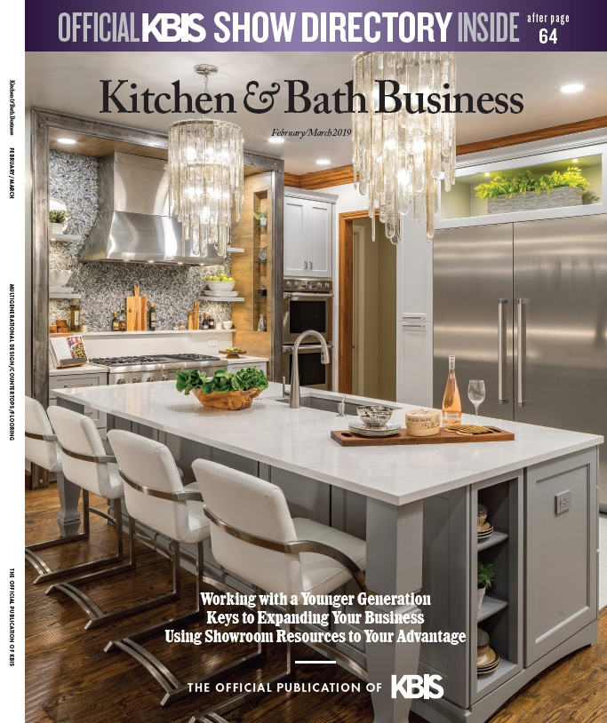 Kitchen & Bath Business - February-March 2019