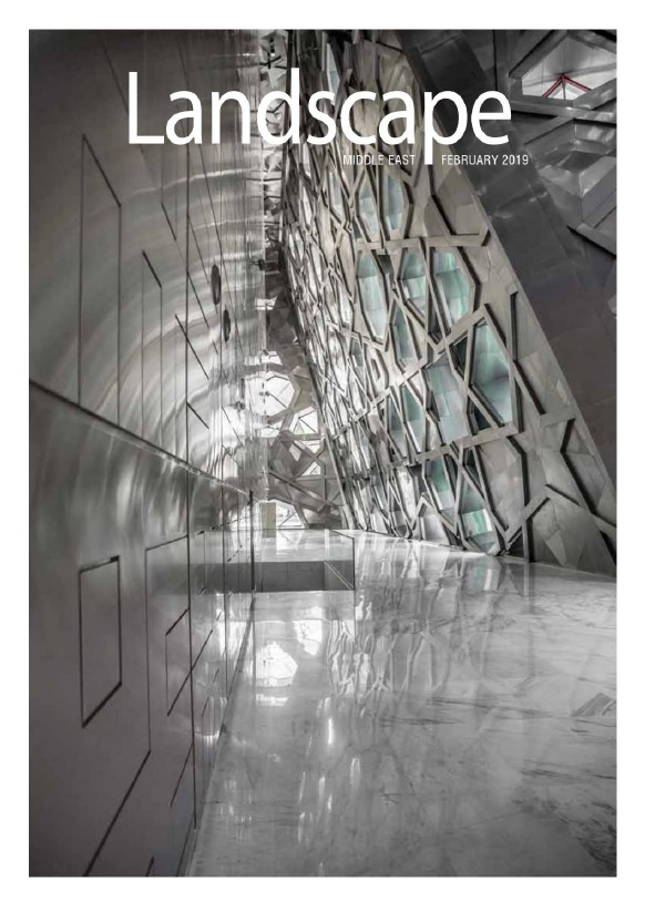 Landscape Middle East - February 2019