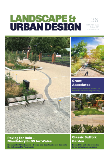 Landscape & Urban Design - March/April 2019