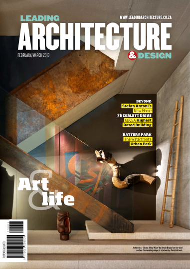Leading Architecture & Design - February/March 2019