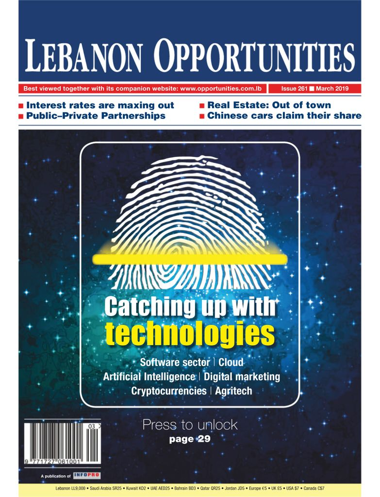 Lebanon Opportunities - March 2019