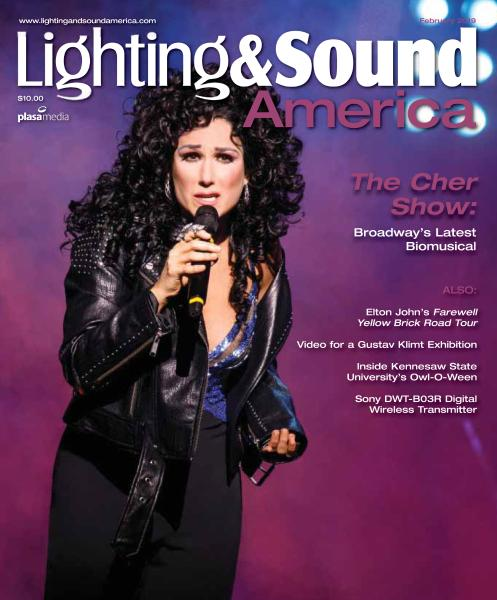 Lighting & Sound America - February 2019