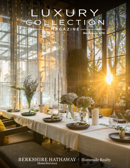 Luxury Collection - March 2019