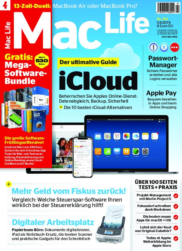 Mac Life Germany – März 2019
