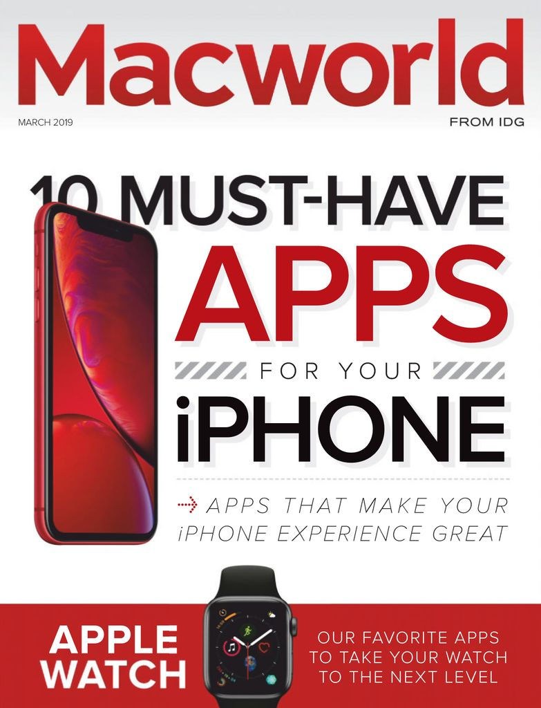 Macworld Australia - March 2019