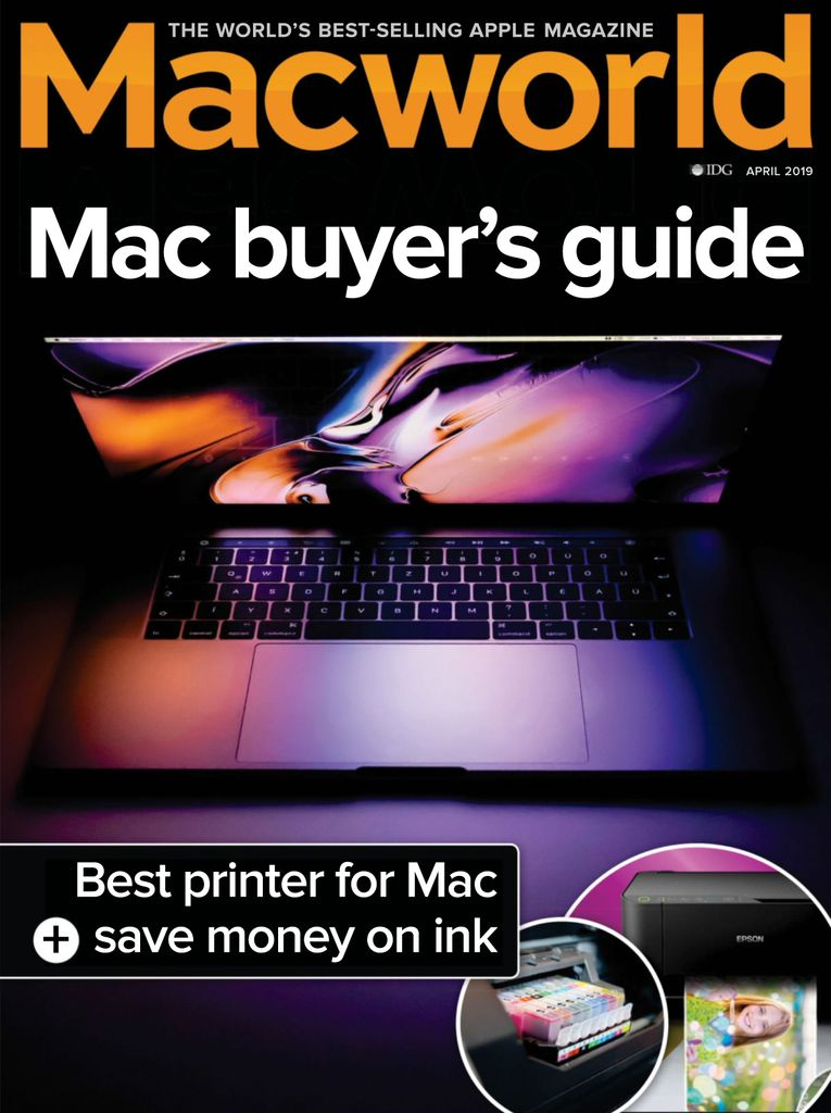 Macworld UK - April 2019