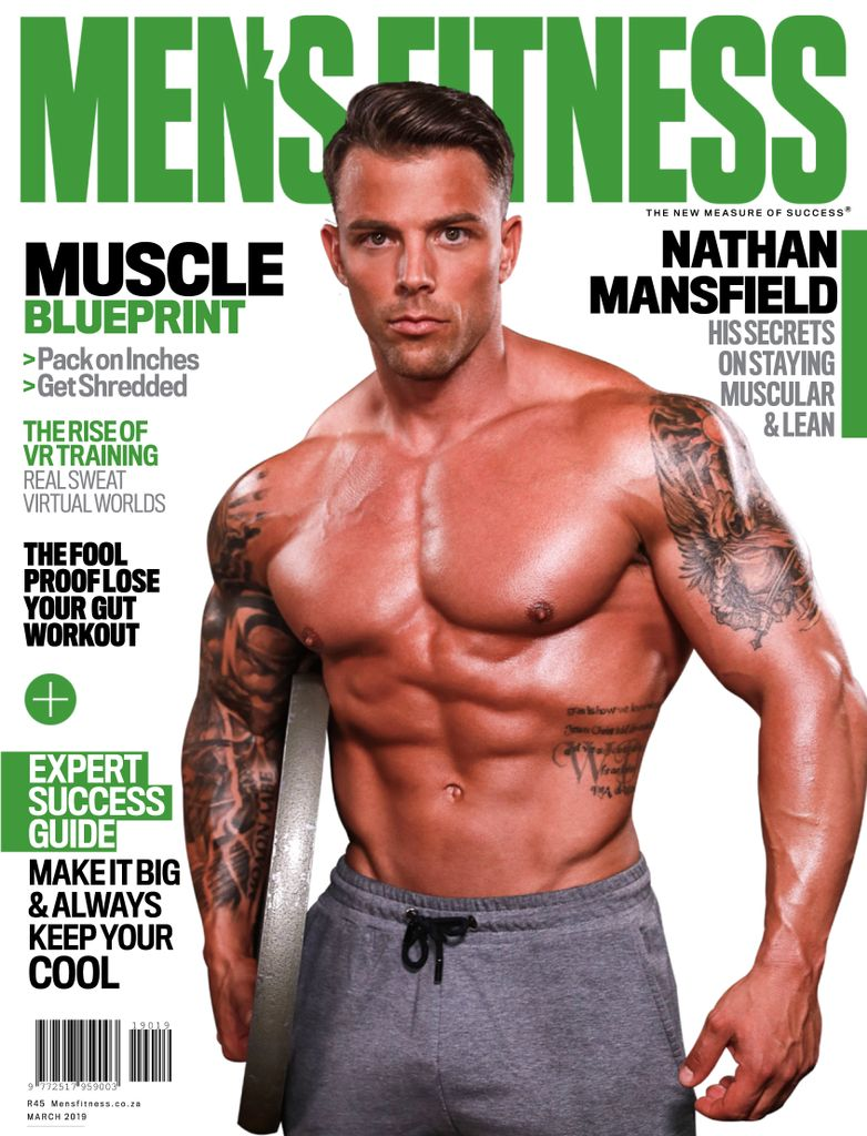 Men's Fitness South Africa - March/April 2019