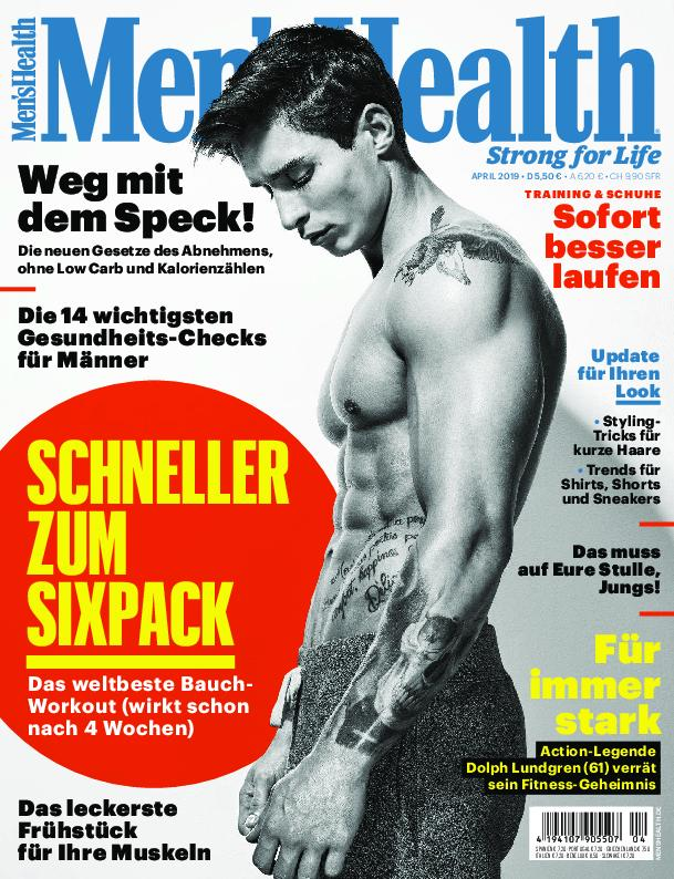 Men's Health – März 2019
