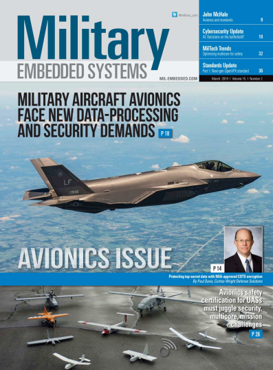 Military Embedded Systems - March 2019