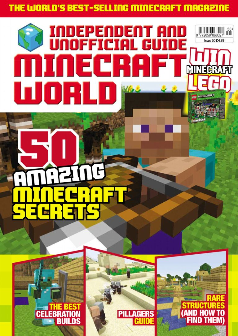 Minecraft World Magazine - May 2019