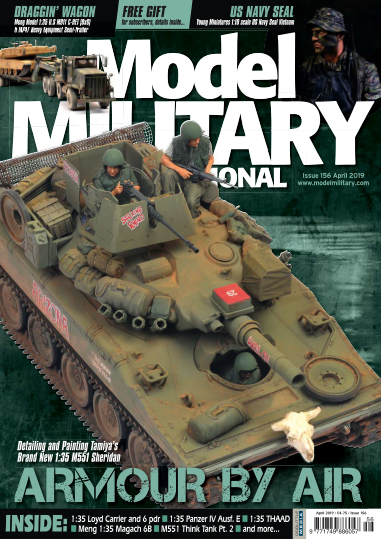 Model Military International - April 2019