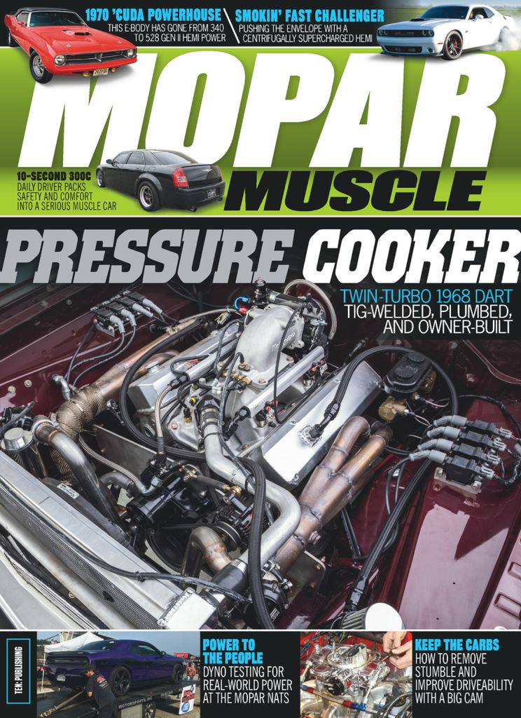 Mopar Muscle - June 2019