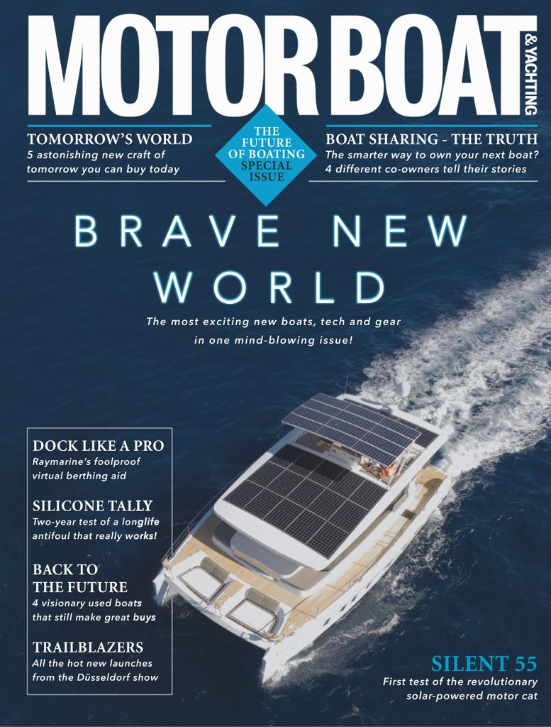 Motor Boat & Yachting - April 2019
