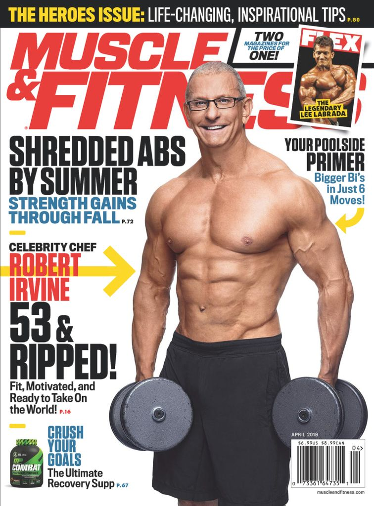 Muscle & Fitness USA - April 2019