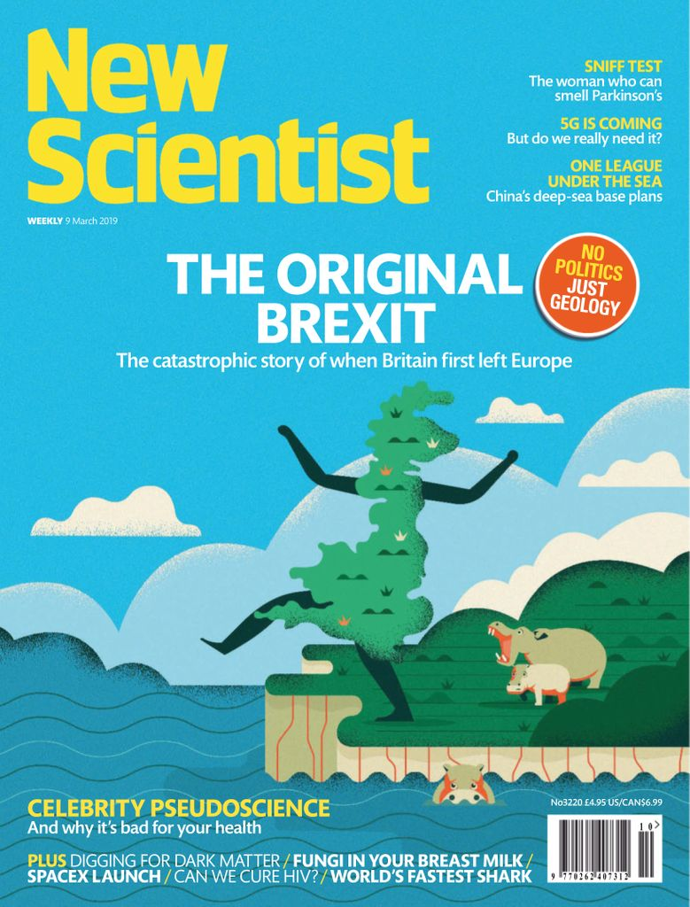 New Scientist International Edition - March 09, 2019