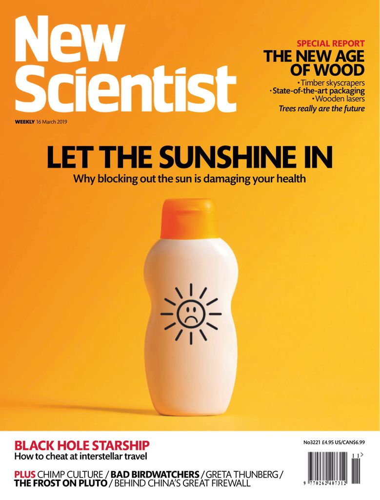 New Scientist International Edition - March 16, 2019